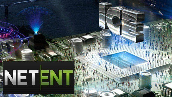 NetEnt Wows at ICE Totally Gaming 2016