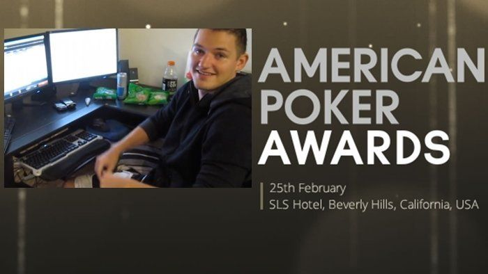 Joey Ingram Nominated at the American Poker Awards