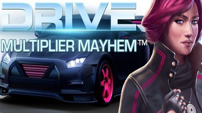 NetEnt Announces the Release of Drive: Multiplier Mayhem