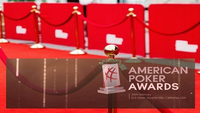 Winners of the American Poker Awards 2016