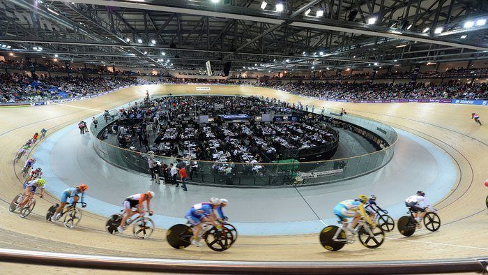 2016 Track Cycling World Championships Winners