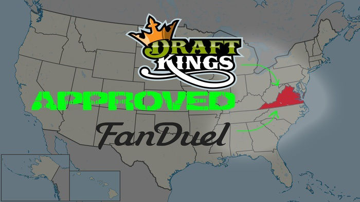 Virginia Becomes First US State to Legalize DFS