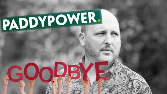 Paddy Power Says Goodbye to CMO, Says Hello to One Touch