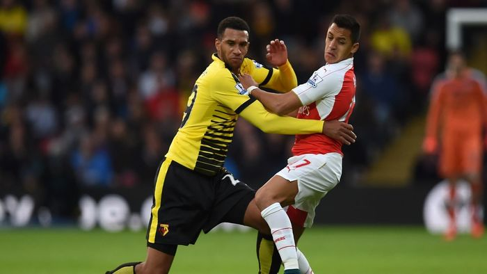 Watford Ends Arsenal's Winning Run at FA Cup Quarter Finals
