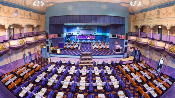 Mecca Bingo to Build a Hall on Angel Row, Nottingham