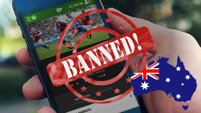 Australian In-Play Betting Banned Until Federal Election