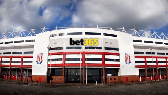 Britannia Stadium to be Renamed Bet365 Stadium