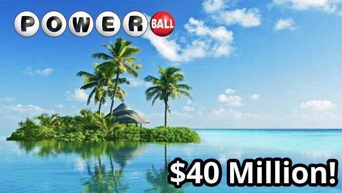 Jackpot Lottery Ahoy! Aussie Powerball Hits $40 Million! 5 May 2016