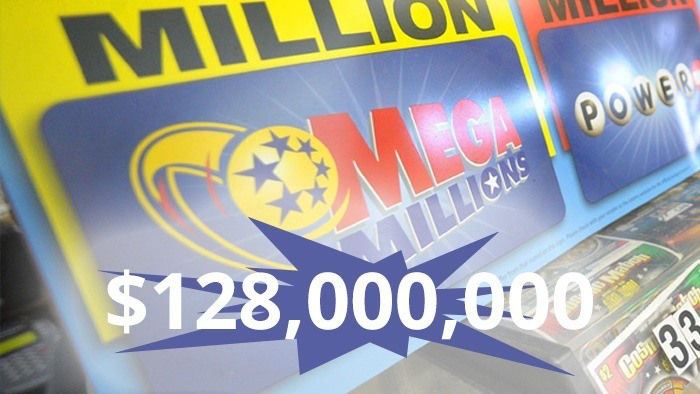Jackpot Lottery Ahoy! Megamillions Hits $128 Million! 3 May 2016