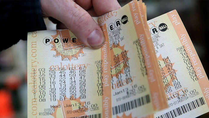 Sole Ticket Winner of the US Powerball $429.6 Million!