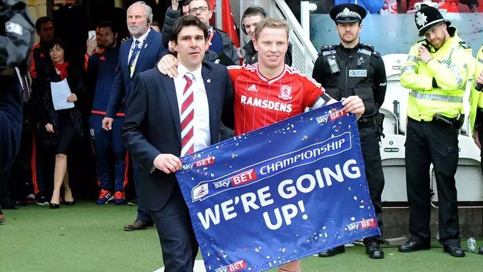 Middlesbrough Seal Promotion to the English Premier League