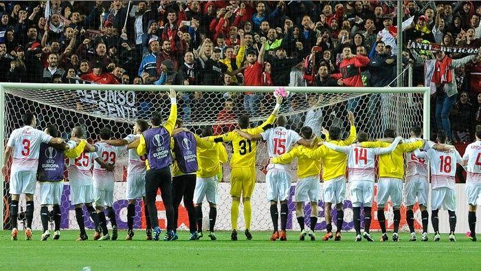 Sevilla are Kings of the Europa League