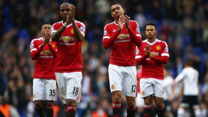 Manchester United a Longshot for Champions League Place