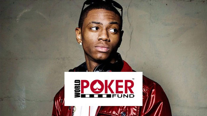 Soulja Boy Signs US$400 Million Deal with World Poker Fund