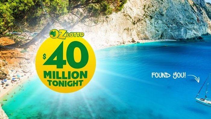 One Lucky Victorian Wins Oz Lotto Jackpot Worth $40 Million