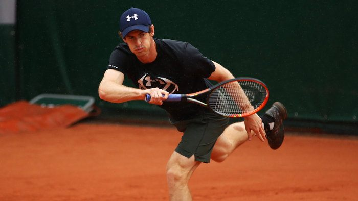 Murray avoids upset at the French Open