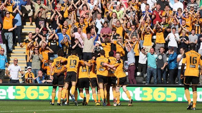 Hull City Win Promotion to the English Premier League