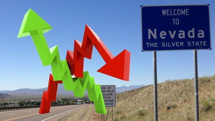 Nevada Sets Record Handle in April 2016