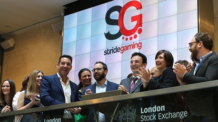 Stride Gaming's Revenue Increases at a Fast Pace