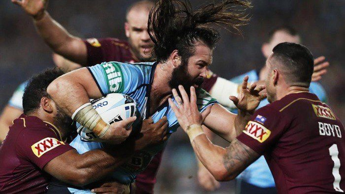 State of Origin: Queensland Take Out Game 1