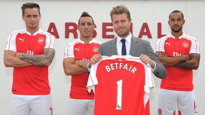 Betfair Extends and Expands Betting Partnership with Arsenal F.C.