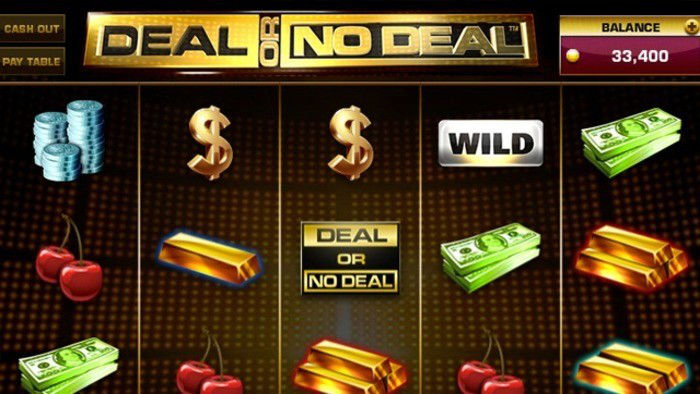 New Slots Site with Exciting Bonuses! Deal or No Deal Spins!