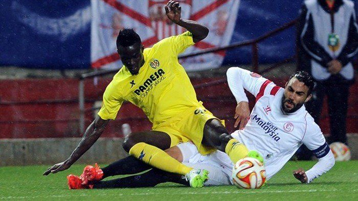 Manchester United Sign Defender Villarreal Eric Bailly