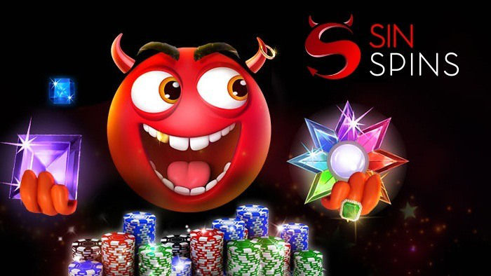 New Casino Site Sin Spins Launch With Great Bonuses!