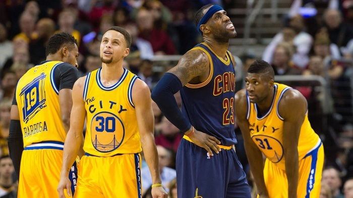 NBA Finals Game 6: Warriors Can Clinch Title