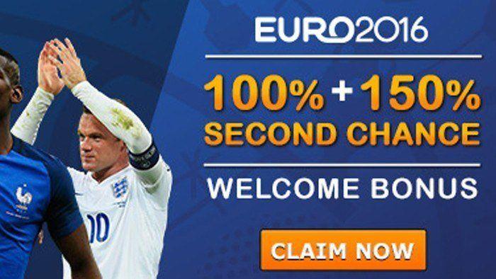 2016 EURO Betting Bonuses from 18bet!