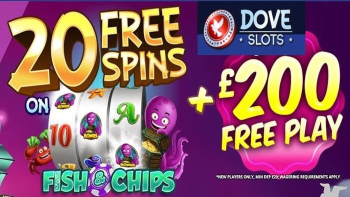 Jumpman Gaming Releases First Slots Site – Dove Slots