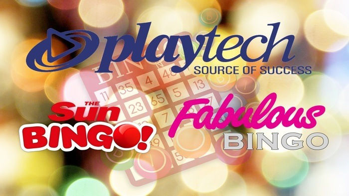 Sun Bingo and Fabulous Bingo Moves to Playtech Software