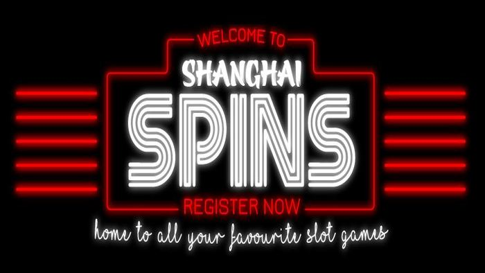 New 1st Deposit Bonus at Shanghai Spins!