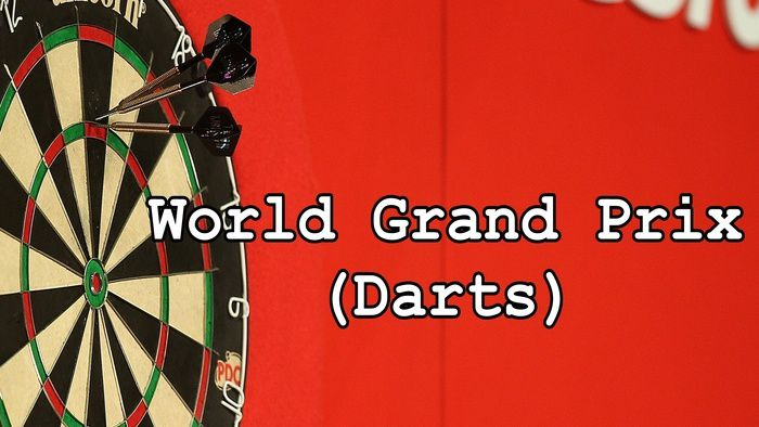 Top Three Contenders for the 2016 World Grand Prix (Darts)