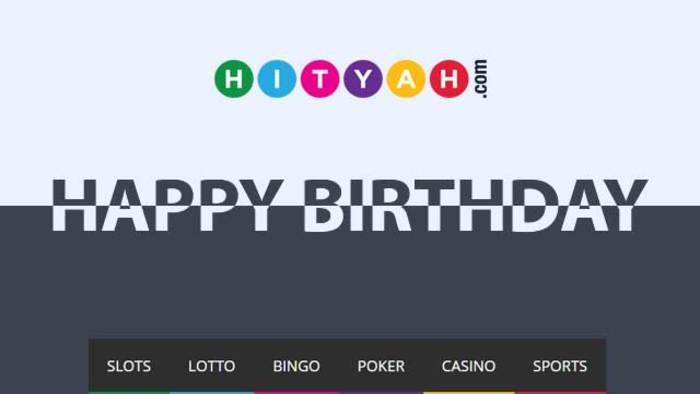 Hityah.com is now 1 year old!