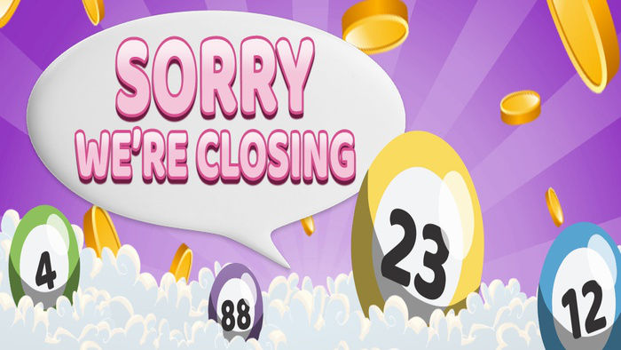 Three Bingo Operators closing October 31st