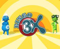 Bingo3X Logo