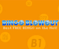 Bingo Blowout Logo