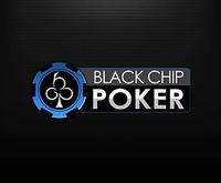 Black Chip Poker Logo