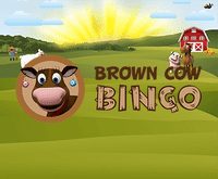 Brown Cow  Logo