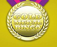 Gold Medal Bingo Logo