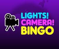 Lights Camera Bingo Logo