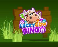 Lucky Cow Logo