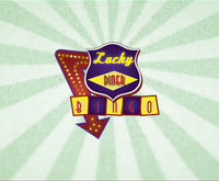 Lucky Diner Bingo Logo