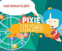 Pixie Bingo Logo