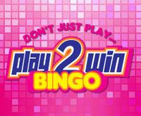 Play2Win Bingo Logo