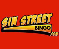 Sin Street Bingo Logo