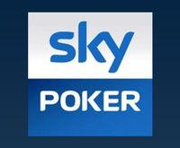Sky Poker Logo