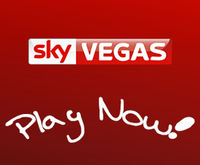 Sky Vegas Logo