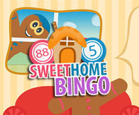 Sweet Home Bingo Logo